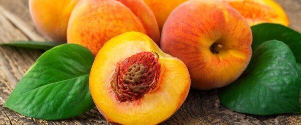 $20 For 5kg Of Golden Queen Peaches