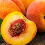$20 For 5kg Of Golden Queen Peaches